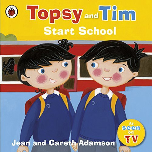 Topsy and Tim: Start School by Jean Adamson (2009-04-02)