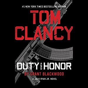 Tom Clancy Duty and Honor Hörbuch