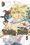 echange, troc Sunao Yoshida, Kiyo Kyujyo - Trinity Blood, Tome 5 :