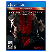 Metal Gear Solid V The Phantom Pain Day One Edition PlayStation 4 メタルギアソリッドVプレイステーション4 北米英語版 [並行輸入品]