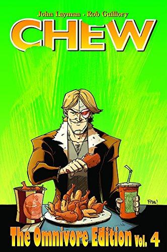 Chew Omnivore Edition Volume 4 (Chew the Omnivore Edition)