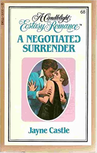 A Negotiated Surrender by Jayne Castle