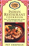 Indian Restaurant Cook Book: Over 150 Restaurant-style Recipes (0861883780) by Chapman, Pat