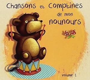 Chansons Et Comptines De Mon Nounou