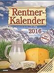 Rentnerkalender 2016: Classic- Kalender