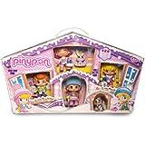Pin'Y'Pon - 700010268 - Mini-Poupée - Le Coffret Cadeau - 6 Figurines Neige