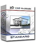Software - 3D CAD Architekt Standard - Hausplaner Software/Programm von ConCadus