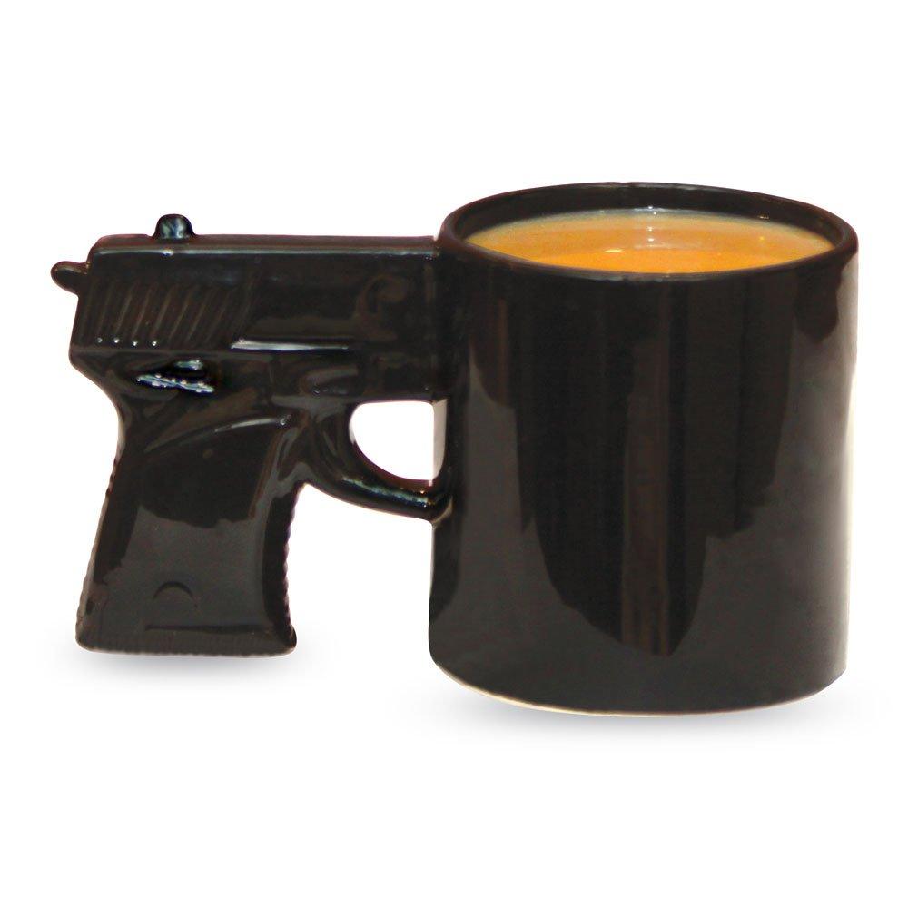 Taza de Café forma de pistola - Big Mouth Toys The Gun Mug Precio: $8.79