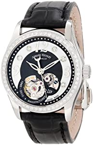 Armand Nicolet Women's 9653D-NN-P953NR8 LL9 Limited Edition Stainless Steel Classic Automatic with Diamonds Watch