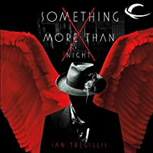 Something More Than Night Audiobook by Ian Tregillis Narrated by Scott Brick