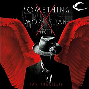 Something More Than Night Audiobook