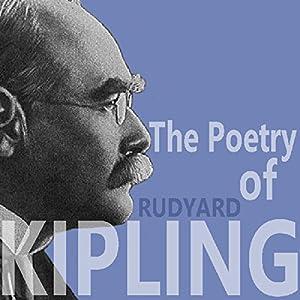 The Poetry of Rudyard Kipling Audiobook