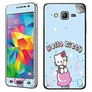 GsmKart SGGP Mobile Skin for Samsung Galaxy Grand Prime (Blue, Galaxy Grand Prime-602)