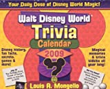 img - for WALT DISNEY WORLD TRIVIA 2009 BOX book / textbook / text book