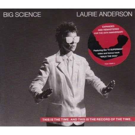Laurie Anderson - Big Science Lyrics - Zortam Music