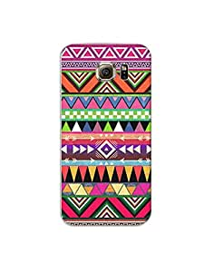 SAMSUNG GALAXY Note 5 nkt02 (54) Mobile Case by Mott2 - Tribal Colorful Design (Limited Time Offers,Please Check the Details Below)
