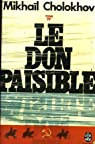 Le Don paisible (t. 4 : parties VII et VIII) par Cholokhov