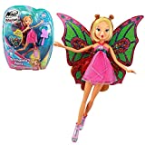 Winx Club - Enchantix Fairy - Hada Flora Muñeca 28cm