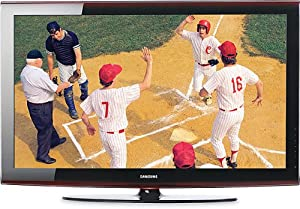 Samsung LN52A650 52-Inch 1080p 120 Hz LCD HDTV with Red Touch of Color (2008 Model)