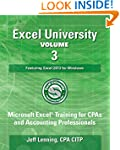 Excel University Volume 3 - Featuring...