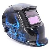 LESOLEIL Automatik Schweißhelme Solar Schweißmaske Schweißschirm Schweißschild ARC TIG MIG