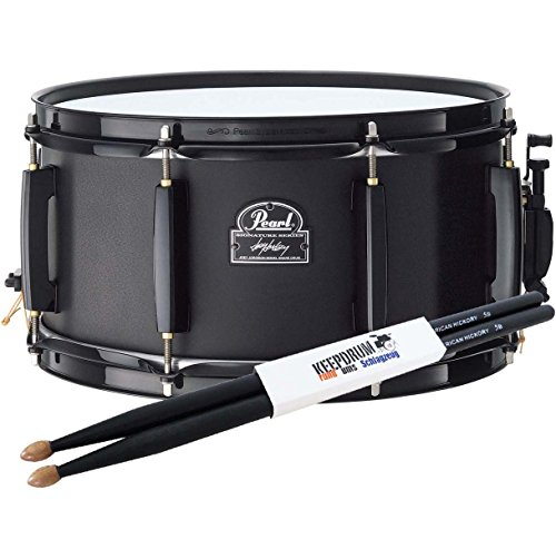 pearl-jj1365-n-bacchette-joey-jordison-snare-drum-drum-sticks-5bb-custodia-black-keepdrum