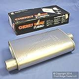 Cherry Bomb 16802 Turbo Muffler