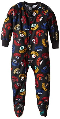 Kids Pajamas With Feet front-847479