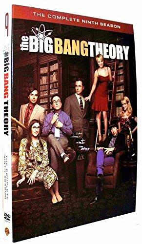 The Big Bang Theory : Complete Ninth Season (Series Season 9, 3-DVD Set) USA Format Region 1 (Big Bang Theory Dvd Season 1 compare prices)