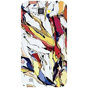 Samsung Galaxy Note 2 N7100 Back Cover - Scenic Designer Cases