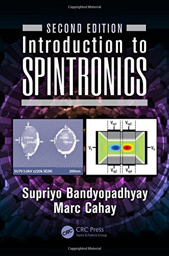 Image for publication on Introduction to Spintronics, Second Edition