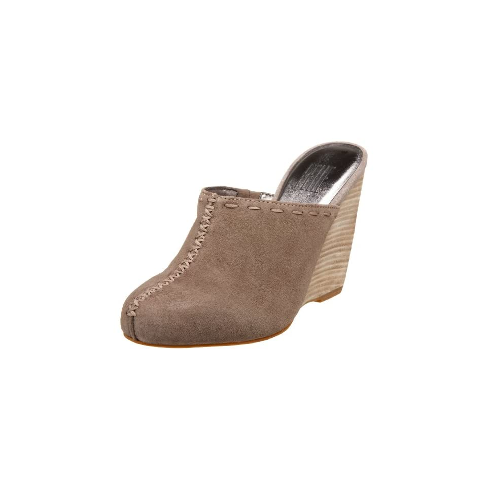 d4805b233d33 Pelle Moda Womens Aisha Wedge Mule,Taupe,6.5 M US on PopScreen