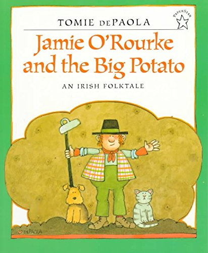 [(Jamie O'Rourke and the Big Potato: An Irish Folktale )] [Author: Tomie De Paola] [Jan-1997] (Jamie O Rourke And The Big Potato compare prices)
