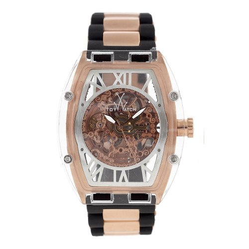 Toy Watch Unisex XB02PG Color Naked  Automatic Watch