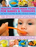 51vPcAH3I8L. SL160  Healthy Home Made Food For Babies & Toddlers