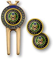 Army Divot Tool and Ball Markers