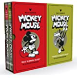 Walt Disney's Mickey Mouse Collector's Box Set (Vol. 1-2)  (Walt Disney's Mickey Mouse)