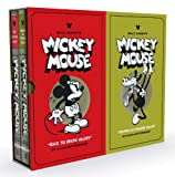 img - for Walt Disney's Mickey Mouse Collector's Box Set (Vol. 1-2) (Walt Disney's Mickey Mouse) book / textbook / text book