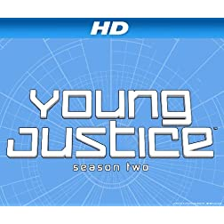Young Justice: The Complete Second Season [HD]