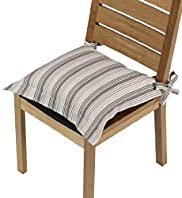Striped Seat Pad