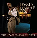 echange, troc Donald Lawrence - Law of Confession 1