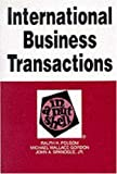 img - for International Business Transactions (Nutshell Series) book / textbook / text book