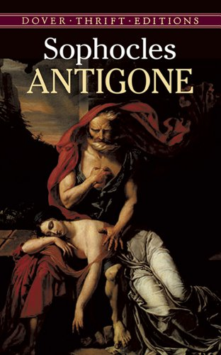 opposing moralities in antigone a play by sophocles Sophocles: antigone   or theban cycle, is as com plex a series of myths as any : the context of the play antigone  to the war against thebes but he .