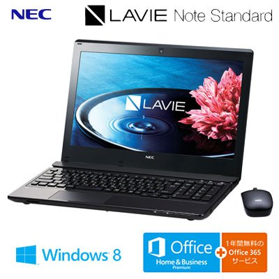 NEC LAVIE Note Standard NS550/BAB PC-NS550BAB