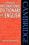 Cambridge International Dictionary of...