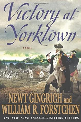 book cover of Victory at Yorktown