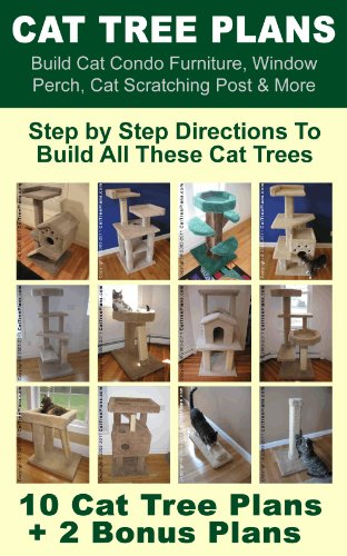 Plans for cat furniture for Cat tree blueprints