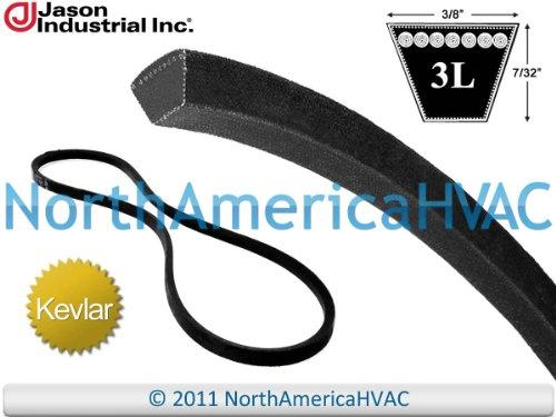 "6184 - ALDENS Super Heavy Duty Kevlar Aramid All Purpose V-Belt 3L390 3/8"" x 39"""