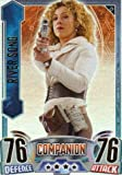 Doctor Who Alien Attax Topps - Rainbow Foil 013 River Song