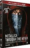 Metallica : Through the Never [Blu-ray 3D] [Édition Prestige Combo Blu-ray 3D + Blu-ray + DVD]